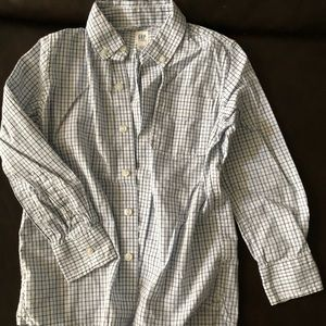 Boys Gap Button Down - sz S (6-7)